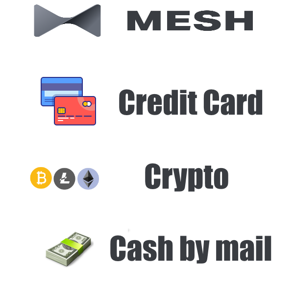 Heavily Connected Payments