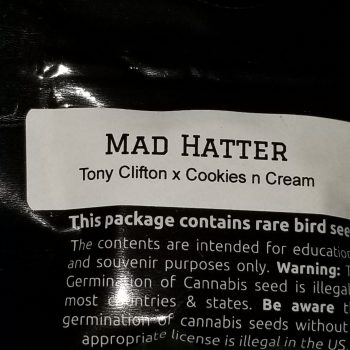 Mad Hatter strain