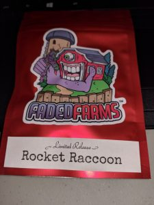 Rocket Raccoon strain