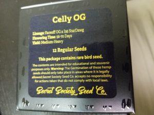 celly og strain