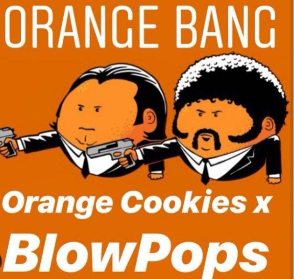 orange bang envy heavily connected seed bank