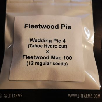 fleetwood pie lit farms heavily connected seed bank