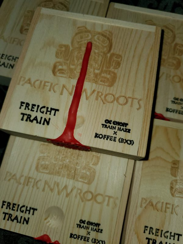 freight train strain