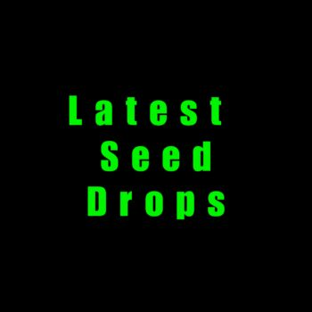 Latest Seed Drops