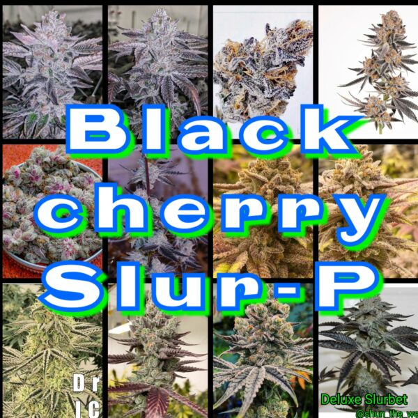 Black Cherry Slur-p