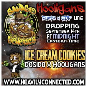 ice cream cookies strain