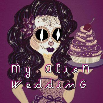 My Alien Wedding Strain