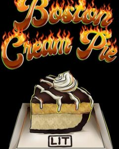 Boston Cream Pie Strain
