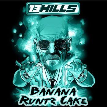 Banana Runtz Cake 13 Hills