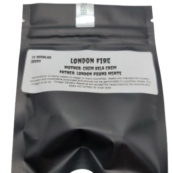 London Fire Strain