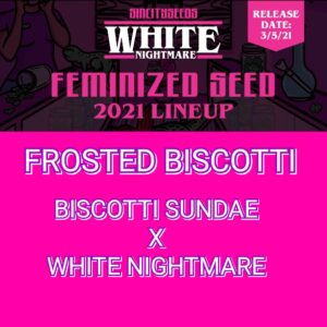 Frosted Biscotti Strain