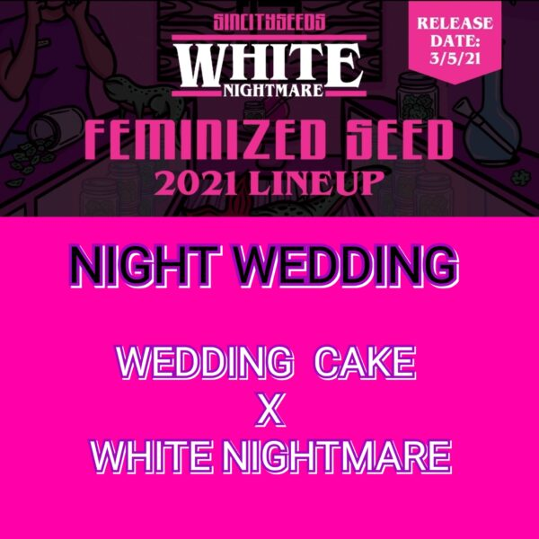 Night Wedding Strain