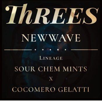 Threes Newwave Strain Three Genetics Reserve