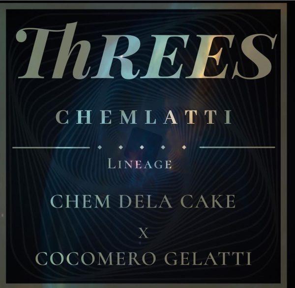 Threes Clemlatti Strain Three Genetics Reserve
