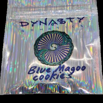 Blue Magoo Cookies