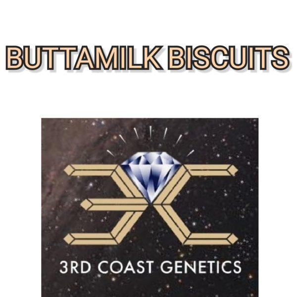BUTTAMILK BISCUITS