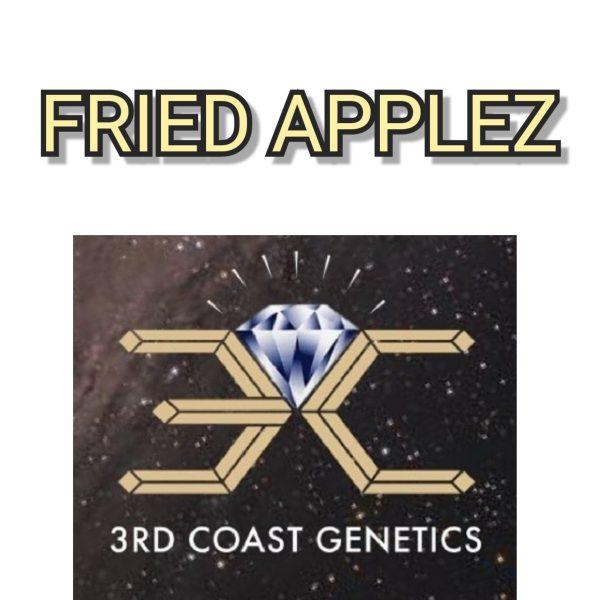 FRIED APPLEZ - 3RD COAST GENETICS