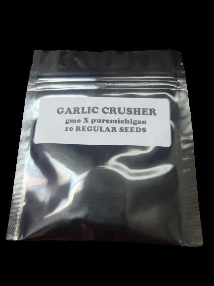 Garlic Crusher 3rd coast genetics