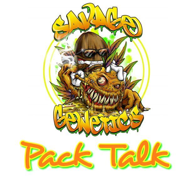 pack talk Savage Genetics