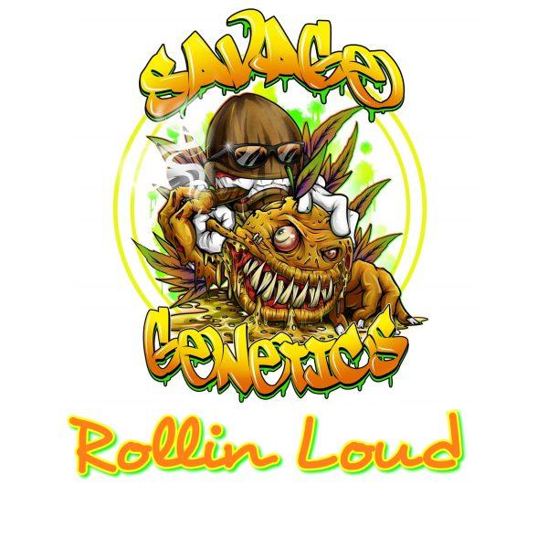 Rollin Loud Savage Genetics