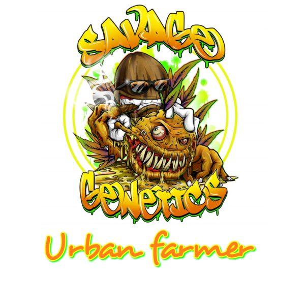 urban farmer Savage Genetics